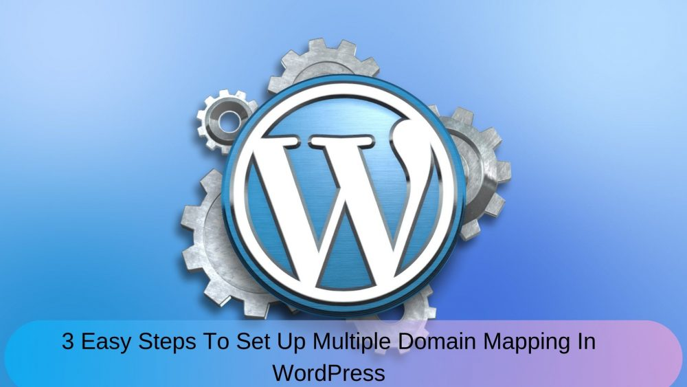 3 Easy Steps To Set Up Multiple Domain Mapping In WordPress