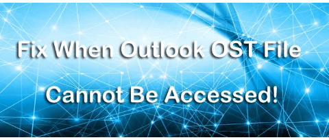Outlook OST File