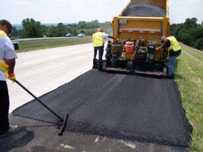 asphalt paving service provider