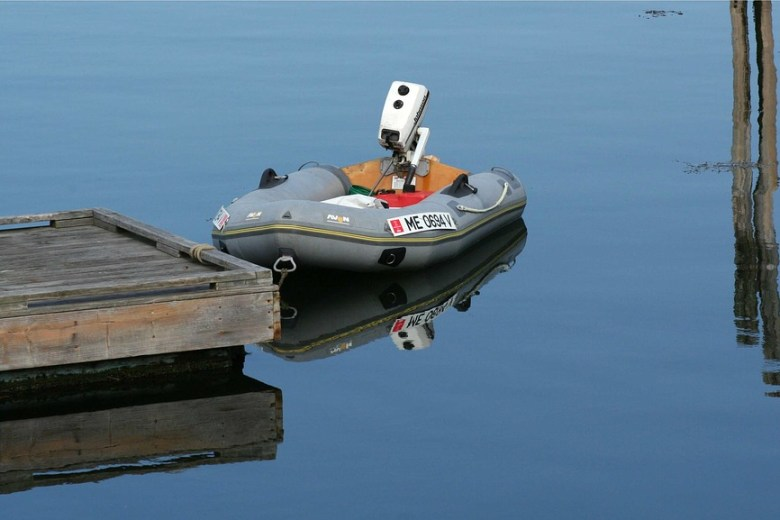 Fishing Inflatable Kayak