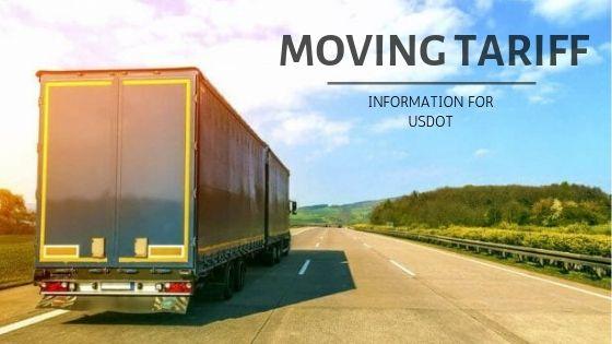 movers tariff