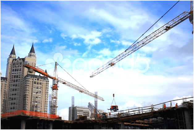 Type of contractors in construction industry