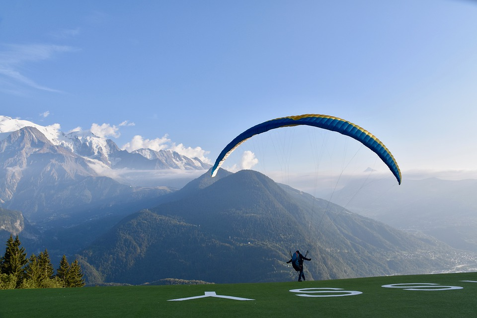 6 Best Places To Go Paragliding In America