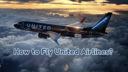 How to Fly United Airlines