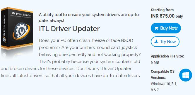 Windows-driver-updater-tool