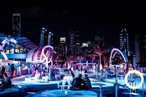 beach clubs in Dubai