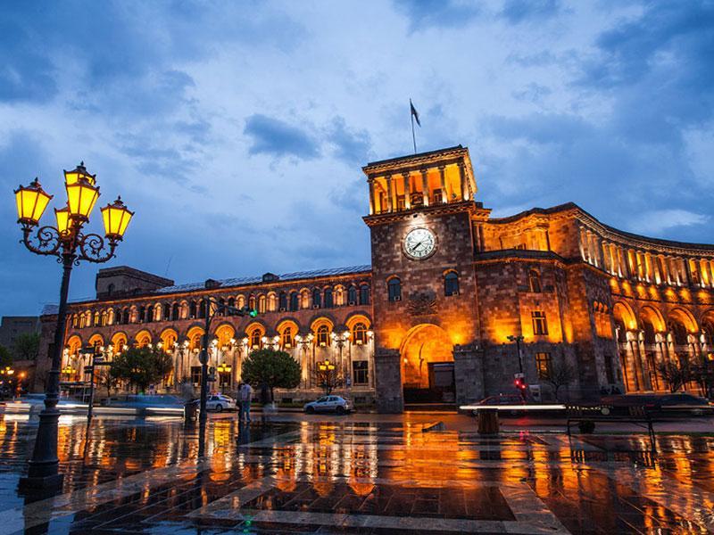 Exploring the cozy capital of Armenia