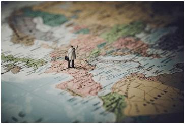cross-continental journey