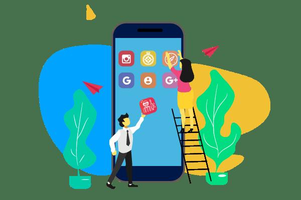 Redesigning Mobile App