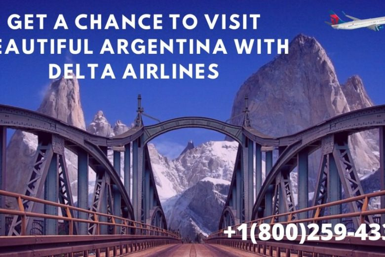visit beautiful Argentina with Delta Airlines