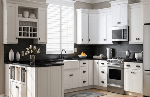 hiring professionals for kitchen fitting