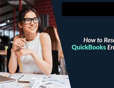 QuickBooks Error 1406