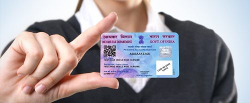 pan with aadhar card