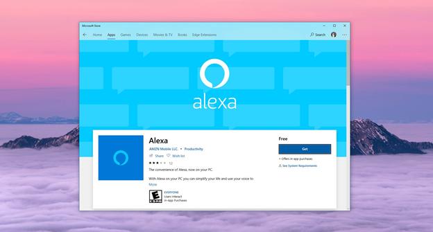 Download Alexa App For Windows 10