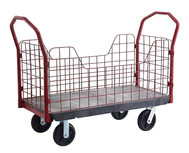 Why a warehouse trolley is considered the best?