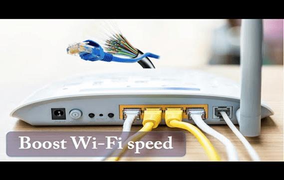 Boost Wi-Fi Speed