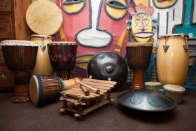 How do you play a tongue drum? – Everything you need to know about tongue drums