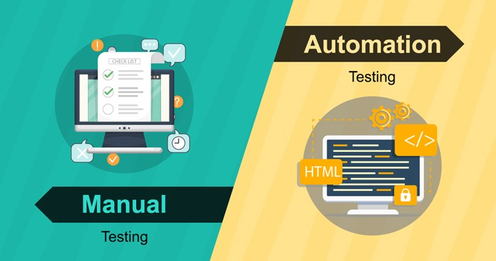 manual testing into automation testing
