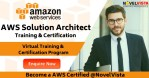 Enroll yourself for the AWS Solution Architect Course by NovelVista.