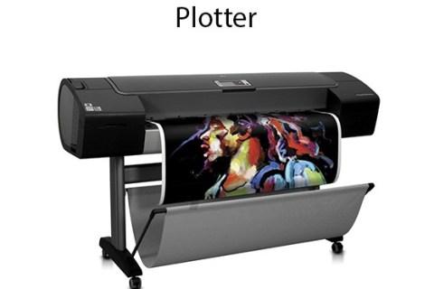 plotters types