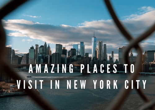 amazing places in new york