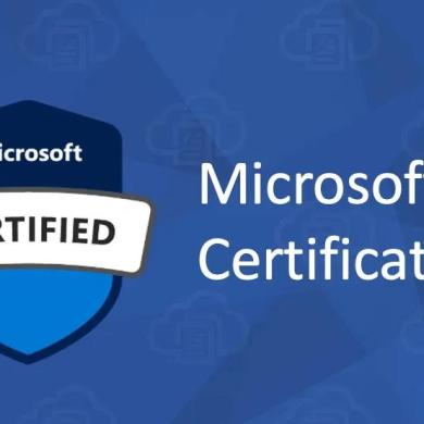 Way To Pass Microsoft Certification Exam