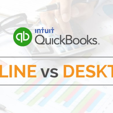 quickbooks desktop vs quickbooks online