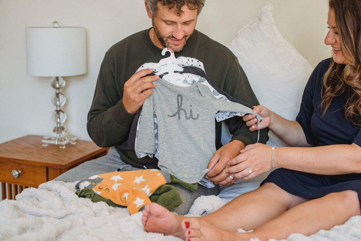 Preparations you can do before the baby arrives