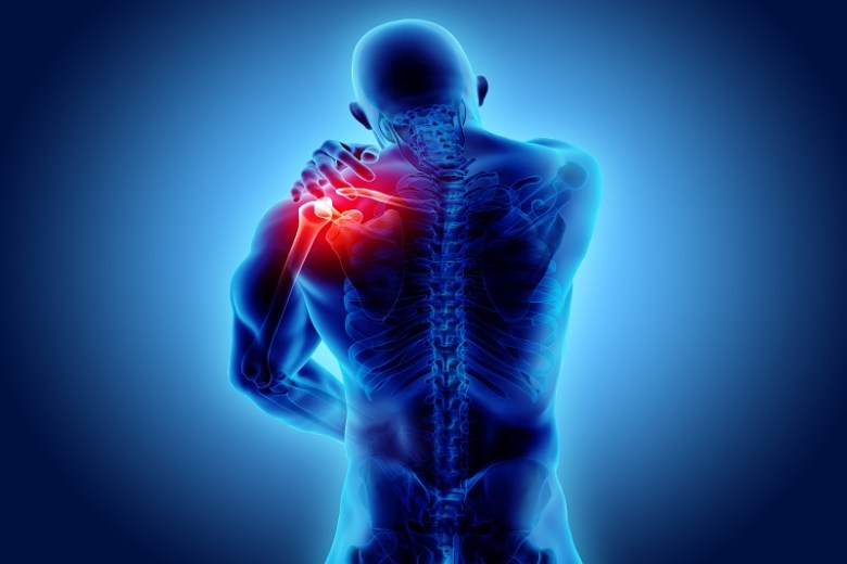 exercise regularly to get rid of shoulder pain