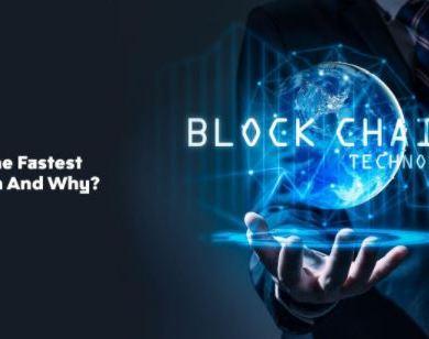 fastest blockchain