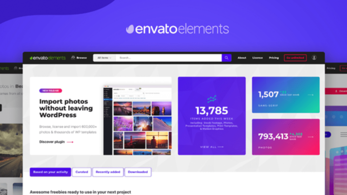 Customer service review for Envato market with more details