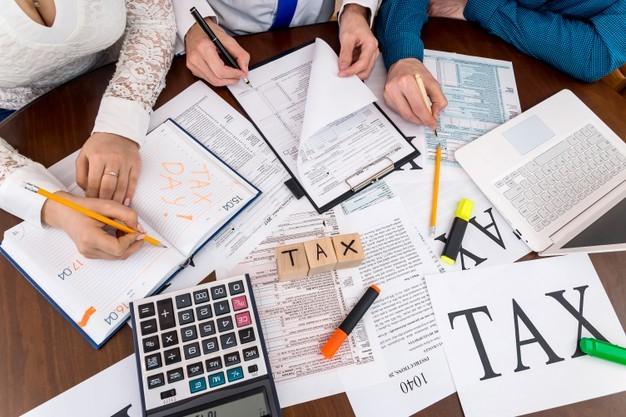 Professional Income Tax Service Dallas