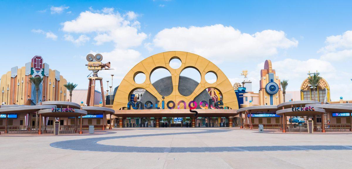 Famous Dubai Parks and Resorts