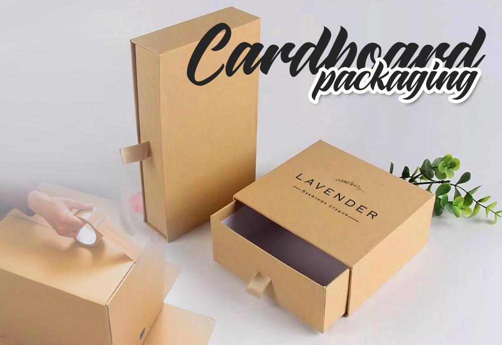Why cardboard packaging is essential in retails industry