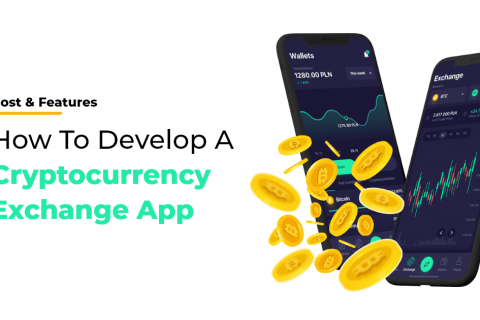 Develop cryptocurrency exchange apps like Binance