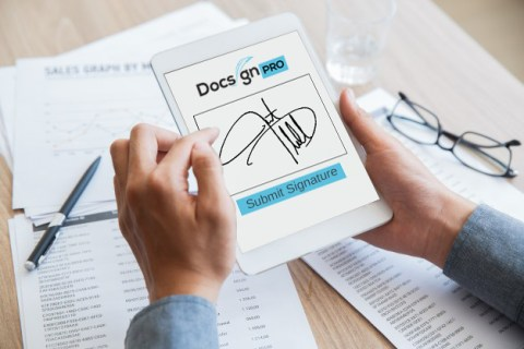 electronic signatures online