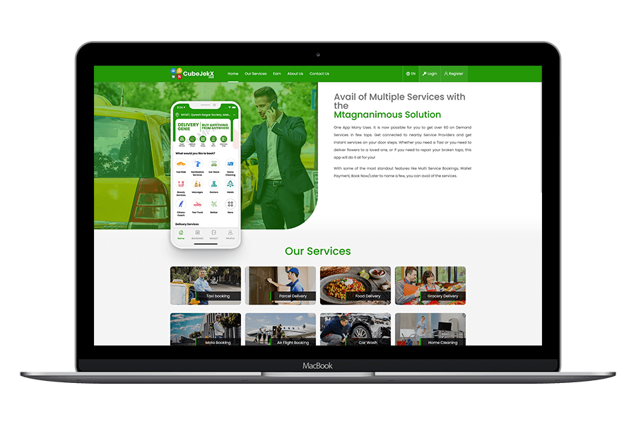 Make A Huge Success By Digitizing Your Business Using Gojek Clone App
