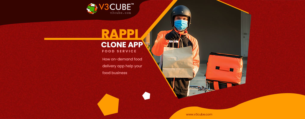 Satisfy Your Customers Hunger Pangs By Developing On Demand Food Delivery App