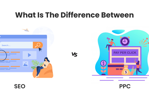 What Is The Difference Between SEO and PPC