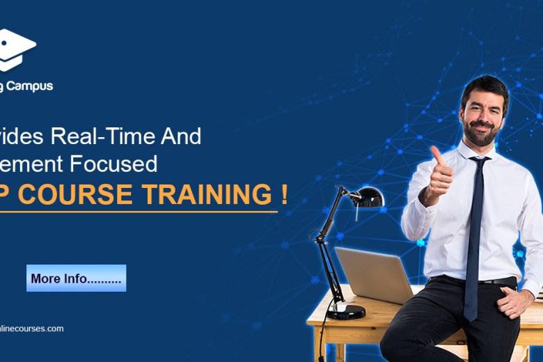 SAP Course in Delhi
