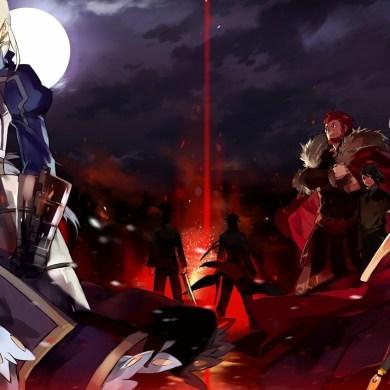fate anime series