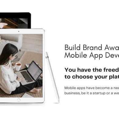 mobile app development company USA