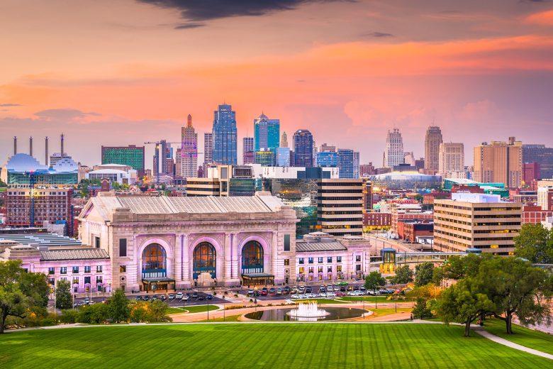 Cheap flights to Kansas City