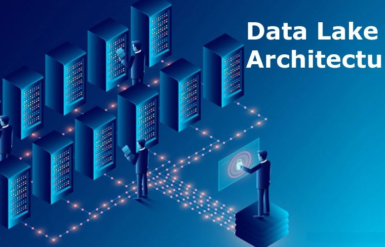 functional architecture of a data lake