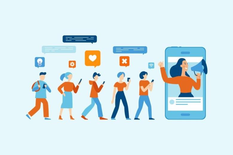 develop Facebook profile page