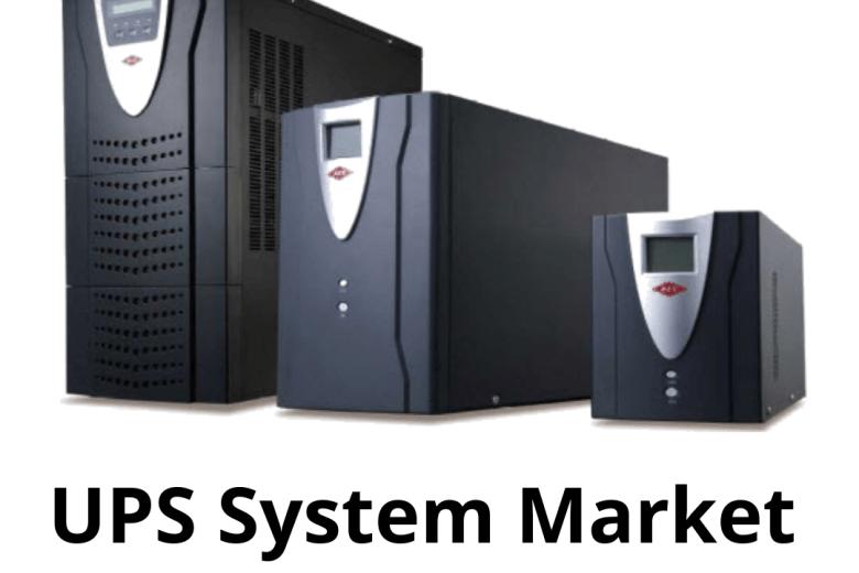 UPS System Market