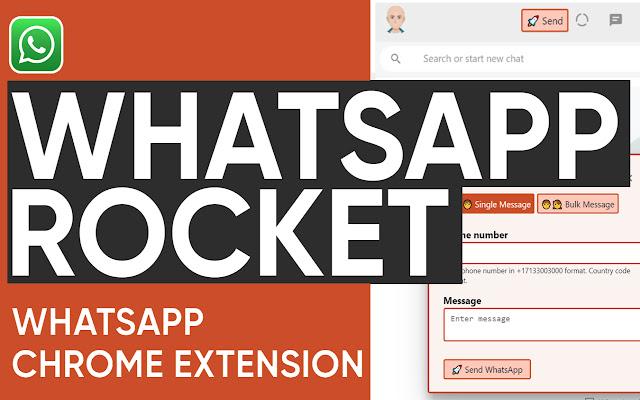 WhatsApp Marketing chrome extension