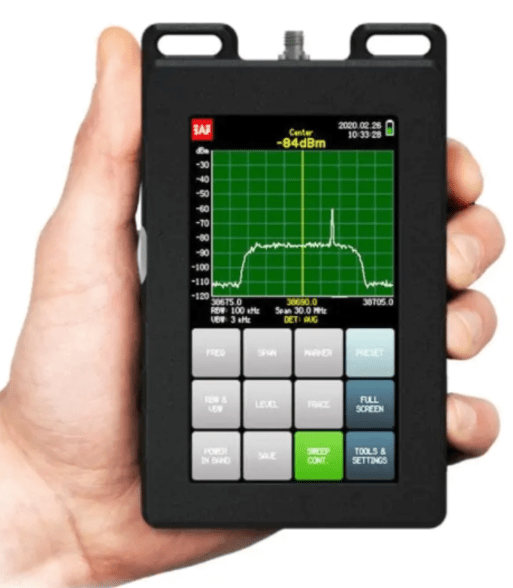 Why Use Hand-Held Spectrum Compact Analyzer?