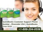 QuickBooks Customer Support Phone Number – Riverside USA