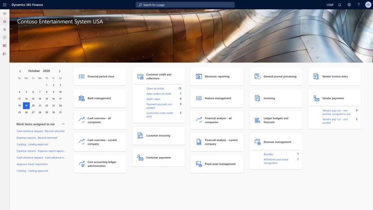 How can Dynamics 365 Finance help to leverage intelligent automation to unleash innovation?